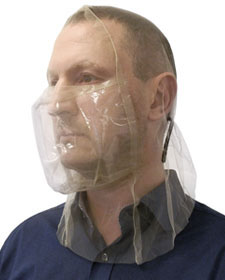 PPSS Anti-Spit Mask