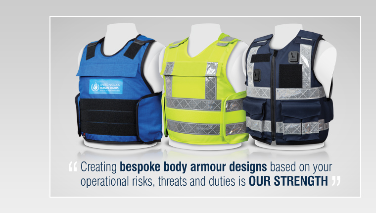 PPSS Bespoke Body Armour