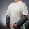 PPSS Slash Resistant Arm Guards V1 with Added Protection Grey