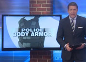 Law enforcement talks about body-armor after vest-saves officers life