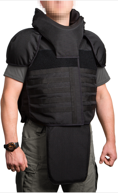 PPSS Cell Extraction Vests