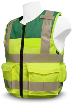 PPSS Paramedic Stab Resistant Vest