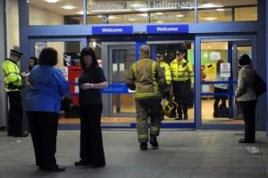 Glasgow Hospital Security