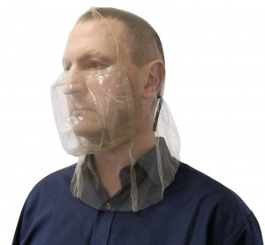 PPSS Anti Spit Masks | Effectively helping protect prison officers, law enforcement officers and paramedics, from infectious diseases.