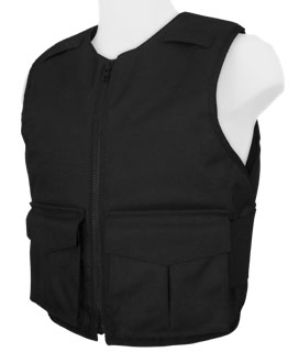PPSS Overt Stab Resistant Vests also offer unmatched protection from hypodermic needles as well as blunt force trauma.