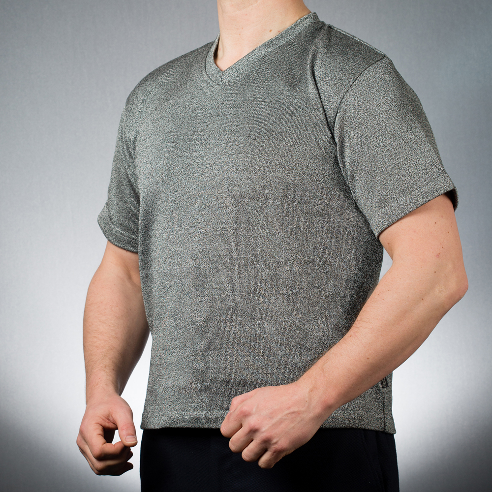 SlashPRO-Slash-Resistant-Clothing-V-Neck-T-Shirt