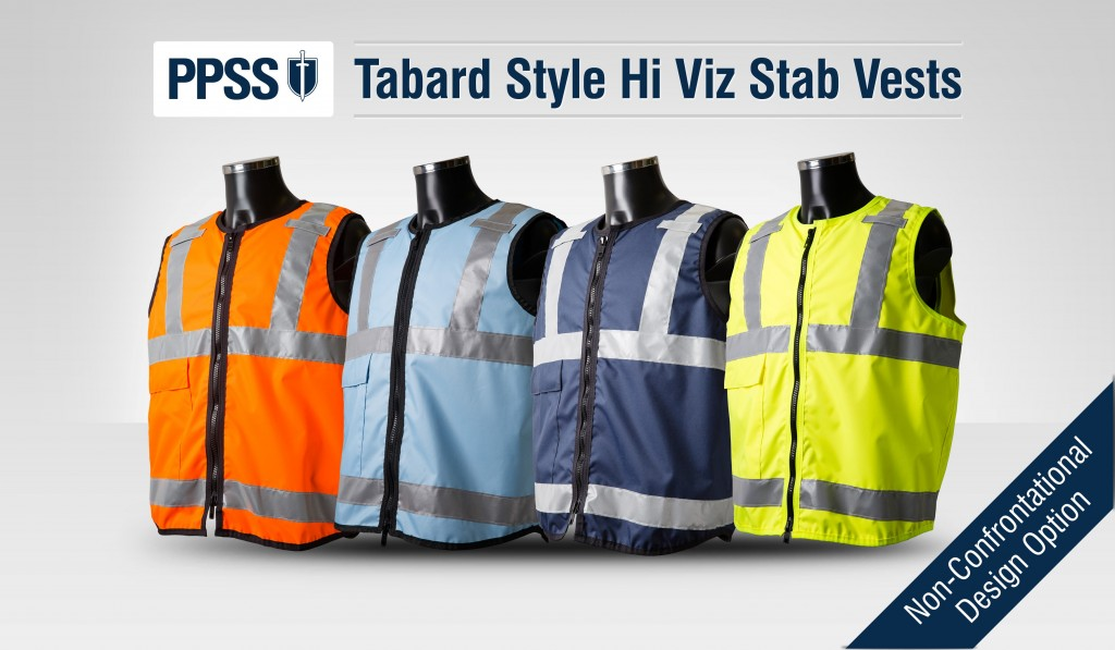 Tabard Style | The Non-Confrontational Stab Vest Design