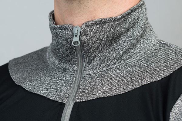 100115 - PPSS Slash Resistant UBAC Shirt - neck close up
