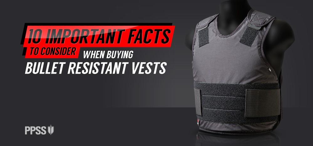 10 important facst about bullet resistant vests - robert kaiser 2