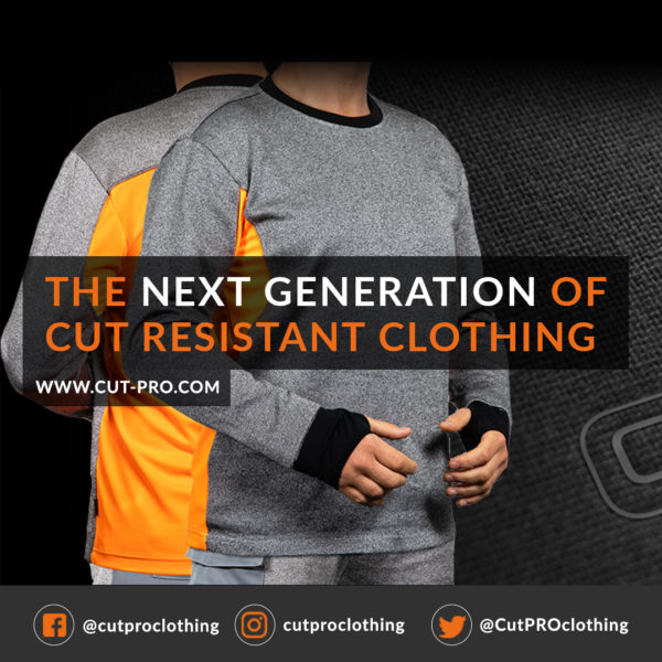CutPRO Cut Resistant Clothing 1