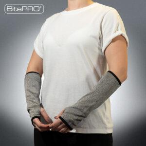 Bite Resistant Clothing Arm Guards