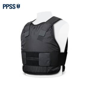 PPSS Stab Resistant Vests Covert Black