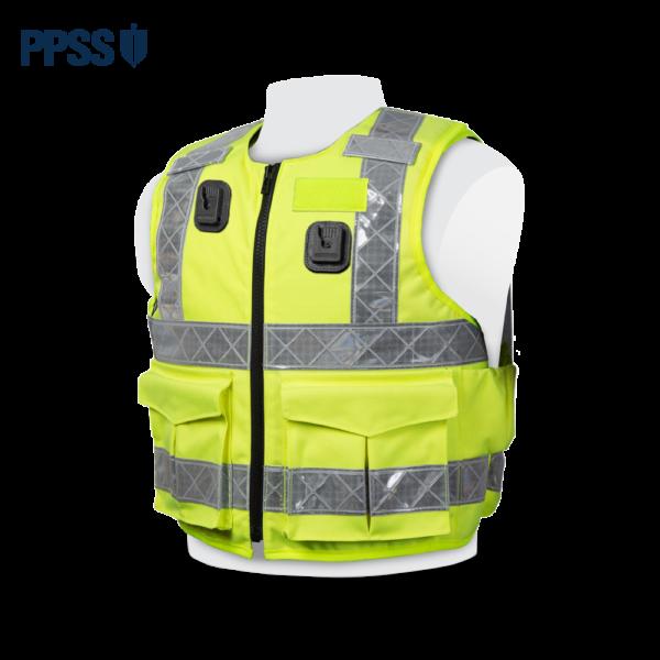 PPSS Stab Resistant Vests - Hi-Viz Overt