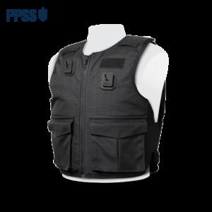 PPSS Stab Resistant Vests Overt Black