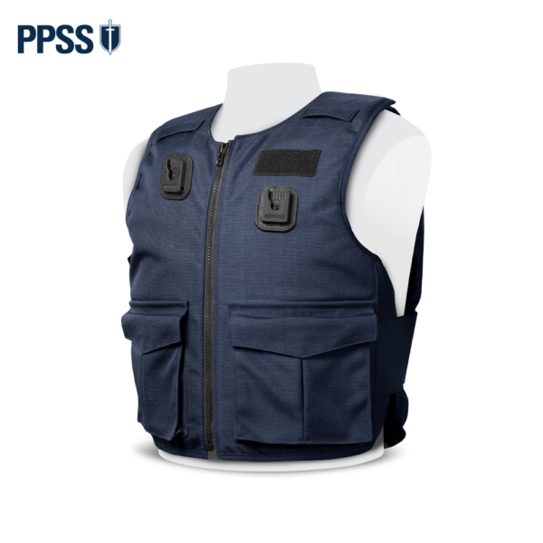 PPSS Stab Resistant Vests Overt Navy