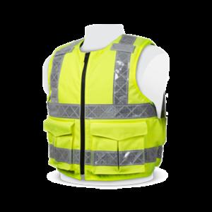 PPSS Hi Viz Stab Resistant Vests