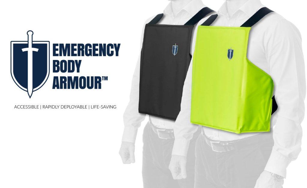 Emergency Body Armour Header-Image-Black-HiViz