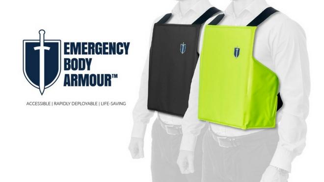 Emergency Body Armour