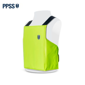 PPSS Emergency Body Armour - Yellow