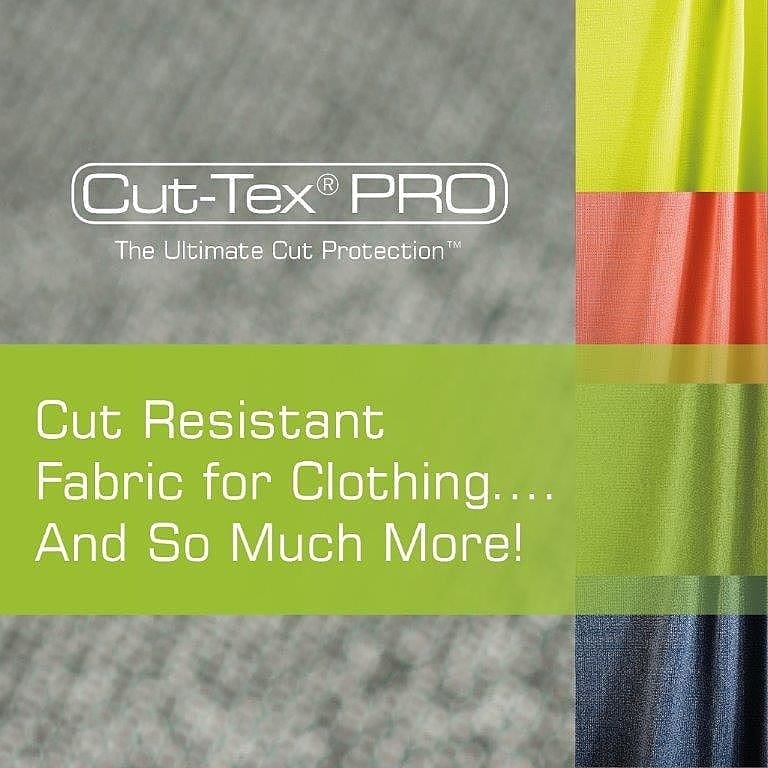 cut resistant fabric and so much more