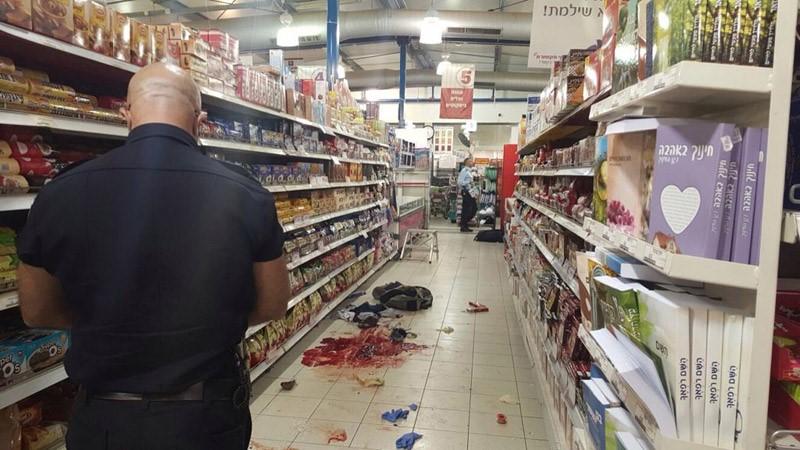 Knife Attacks in Israel 2