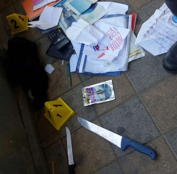 Knife Attacks in Israel 3