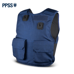 Stab Resistant Body Armour Navy Overt